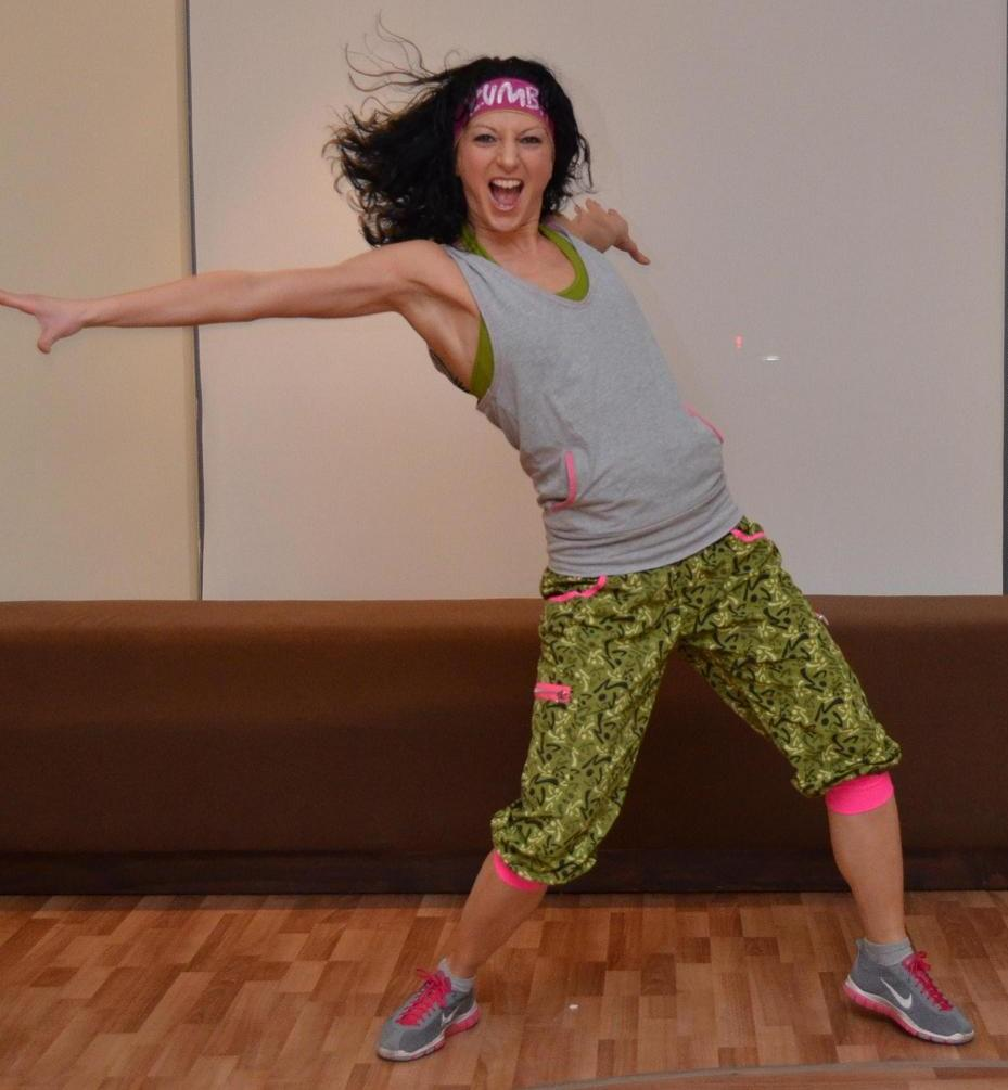 how to become a zumba teacher