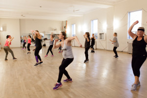 Zumba with Popi at Dovercourt House 3rd floor