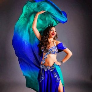 Bellydance workshop with Nada at Dovercourt House